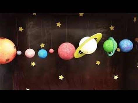 easy solar system crafts for easy solar system crafts for craft ideas