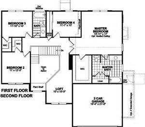 ryland home floor plans lancaster falls landmark series new homes in volo il