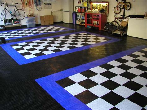 Rubber Garage Floor Tiles by Rubber Garage Flooring As Your True Protection Rubber