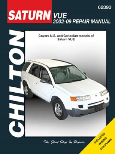 service manual automotive repair manual 2009 saturn outlook navigation system 100 2008 2002 2009 saturn vue chilton s total car care manual