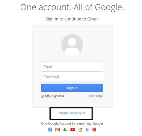 cara membuat gmail melalui google membuat imel baru cara membuat email baru di gmail google mail gratis