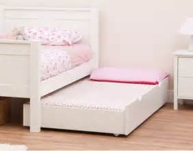 On Me Toddler Day Bed Uk Classic Trundle Bed White
