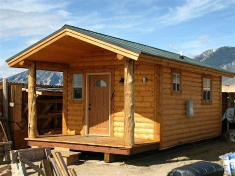 Small Portable Log Cabins by Portable Cabin