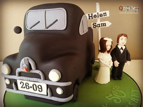FJ Holden Ute Cake   The Quirky Cake Society
