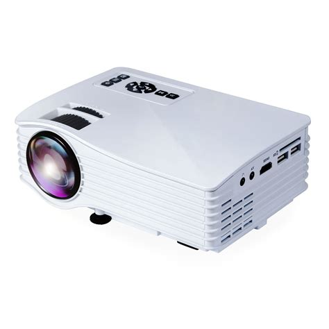 deeplee dp led lcd mini projector  home theater