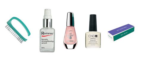 Nail Care Products by Nail Care Products That Fix Damaged Nails And