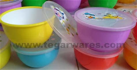 Mangkok Plastik 450ml Tutup Food Grade promotional waterbottles tablewares grosir jual dan