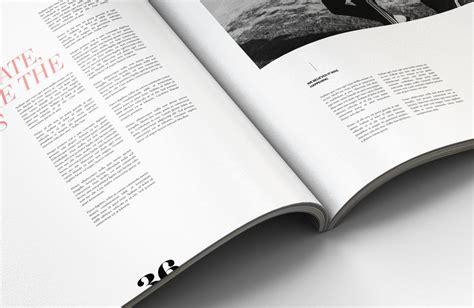 Vitus Magazine Corey Henson Squarespace Henson Template