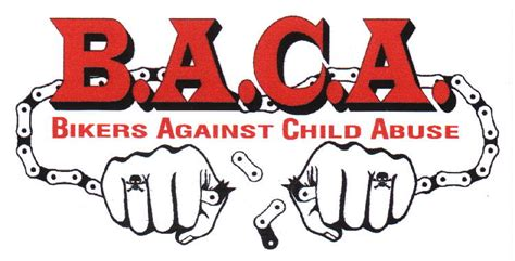 baca one san antonio chapter bikers against child abuse