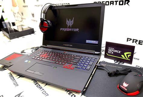 Laptop Acer Predator 15 Dan 17 recenzia nov 233 ho acer predator 17 stoj 237 za to kupova絅 hern 253 notebook