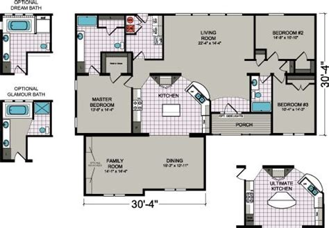 floor plans moduline avalanche 7603a manufactured and