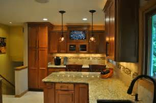 cool small kitchen cabin lighting schoolhouse lighting