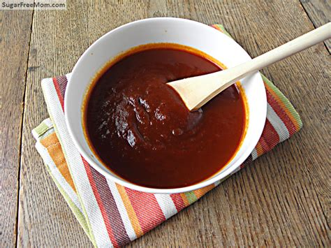 barbecue sauce refined sugar free