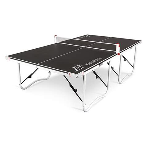 eastpoint ping pong table eastpoint sports 18mm fold n store table tennis table 1 box