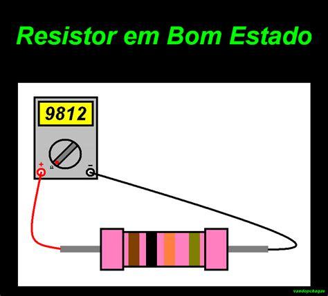 resistor em led estudando e praticando eletr 244 nica como identificar e testar um resistor