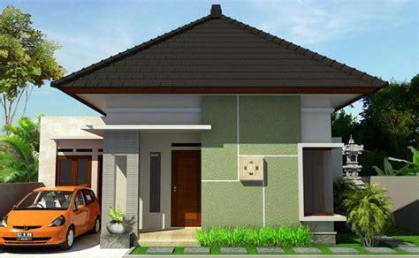 contoh bentuk model atap rumah limas terbaru rumah minimalis