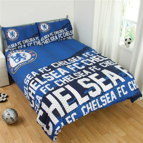 Football Quilt Covers by Cotton Blend New Football Club Duvet Quilt Cover
