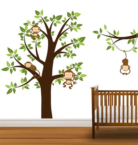 Tree Branch Wall Decal Nursery 81 Best Images About Baby Bedroom On Jungle Theme Nursery Jungle Theme And Dodgers