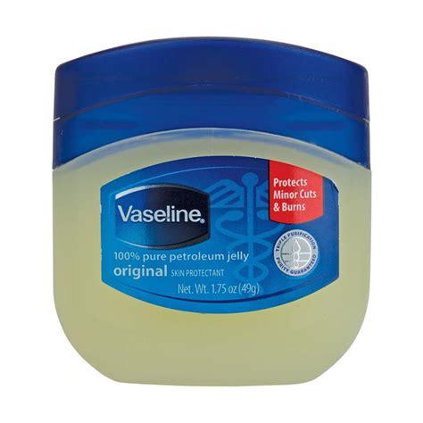 Pelembab Bibir Vaseline jual vaseline petroleum jelly original usa pelembab 49 g
