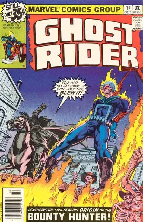 ghost rider comic books issue 32