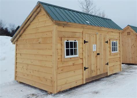 Salt Box Sheds by Saltbox Sheds Small Storage Shed Plans Garden Shed Kit