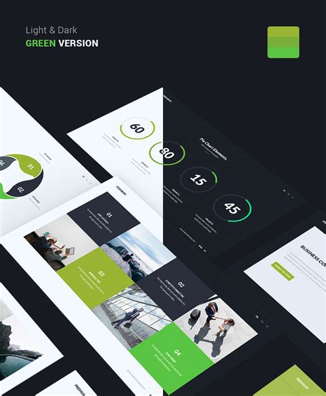 powerpoint templates nulled download graphicriver startup business presentation