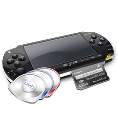 sony psp game file format run psp games on pc