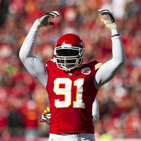 Ta Mba by Tamba Hali Chiefs Agree On New Contract Details
