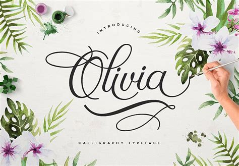 Free Feminine Fonts: 12 of the Best Typefaces for Your Designs