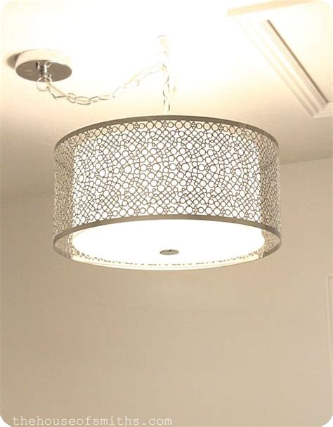 Drum Shade Pendant Light Lowes Pinterest The World S Catalog Of Ideas