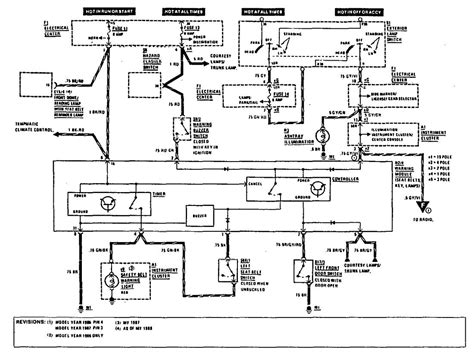 mercedes wiring diagrams wiring diagram with