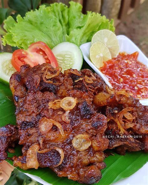 rekomendasi buntut bakar madu  sop daging sapi bikin