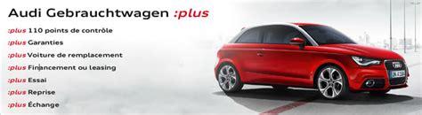 Leasing Gebrauchtwagen Audi by Audi Gebrauchtwagen Leasing Sur Les Voitures