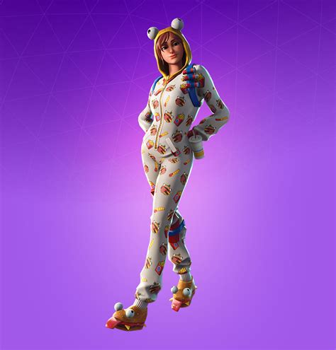 fortnite onesie skin outfit pngs images pro game guides