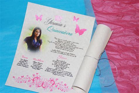 invitations for quinceaneras invitations for quinceanera plumegiant