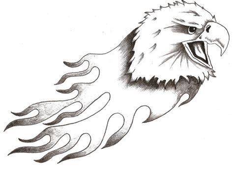 tattoo screamin eagle screaming eagle by thelob on deviantart