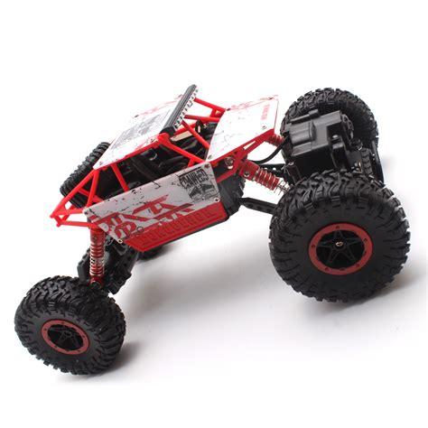Rc Rock Crawler 4wd 2 4 Ghz Blue Black 1 18 2 4ghz 4wd rc car racing rock road atv buggy crawler truck ebay