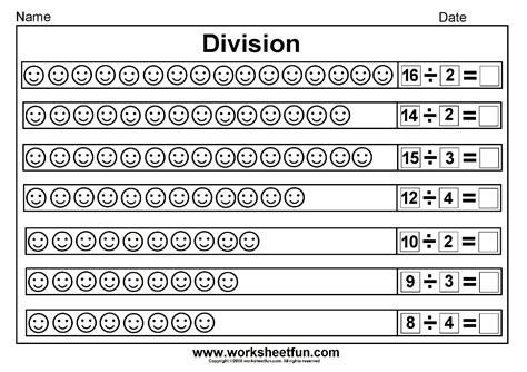 free printable worksheets on division grade 3 division worksheets grade 3 lesupercoin printables worksheets