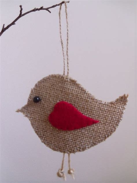 25 unique burlap christmas crafts ideas on pinterest