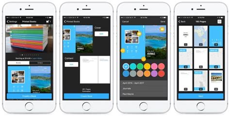 printable photo journal app day one journal app now offers to print journals as bound