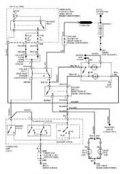 honda accord wiring diagram and electrical system circuit 94 circuit wiring diagrams