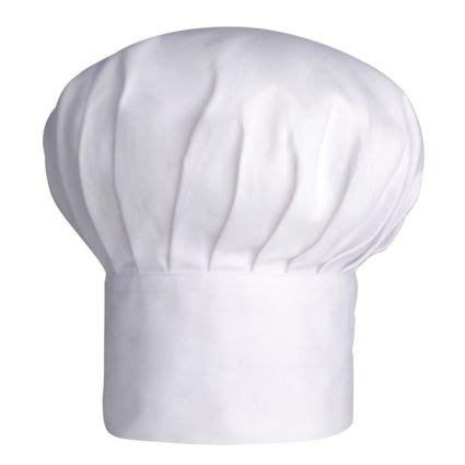 classic chef s hat sur la table