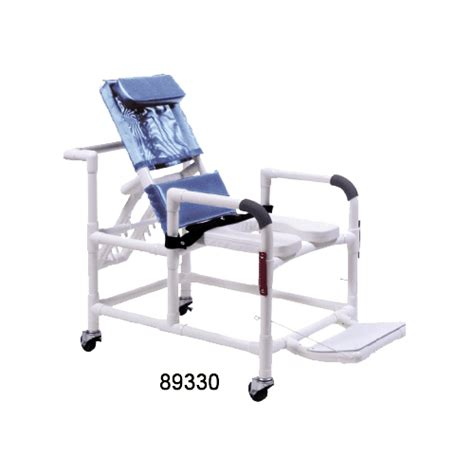 pvc reclining shower chair graham field lumex pvc reclining shower chair by graham