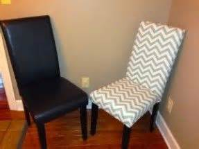 Fabric For Recovering Dining Chairs 1000 Ideas About Leather Dining Chairs On Dining Chairs Accent Chairs And Modern