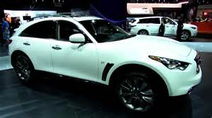 Infinity Auto Sales 2014 Infiniti Qx70 3 7 Fx37 Exterior And Interior