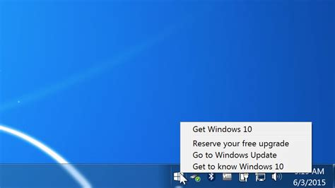 the windows 10 upgrade notification how to keep windows 7 or 8 if you don t want windows 10