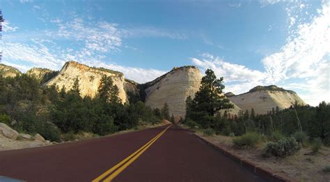 best scenic drives in usa highway 9 through zion national park utah the best scenic