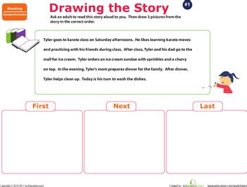 Sequencing Worksheets 2nd Grade by Second Grade Sequencing Worksheets Worksheets