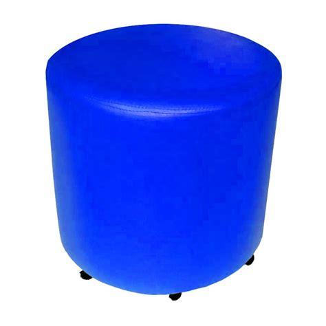 Kursi Busa Bulat jual fcenter bulat kursi puff biru jabodetabek