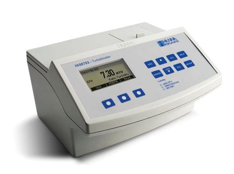 bench meter hi 88703 02 bench top turbidity meter epa compliant